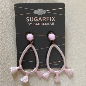 NEW Pink Statement Earrings